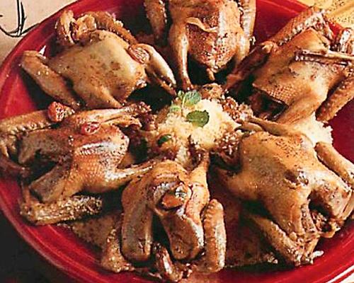 Couscous aux pigeons