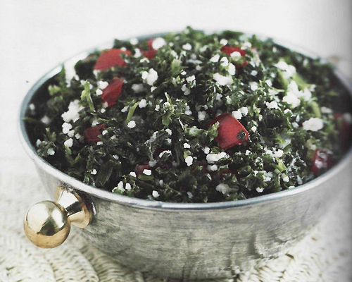 Salade de Taboulé de persil